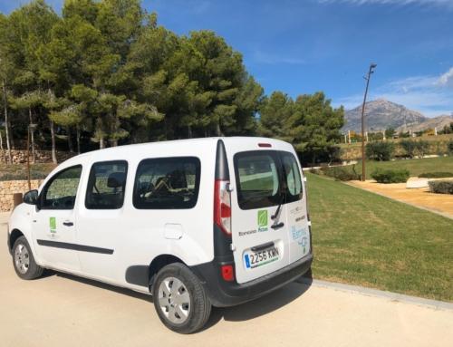 Actúa cuenta con una flota de vehículos eléctricos para fomentar la movilidad sostenible
