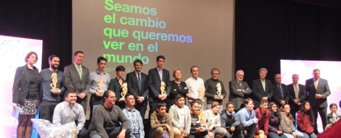 Actúa SM patrocina los I Premios a la Sostenibilidad Medioambiental de la Región de Murcia
