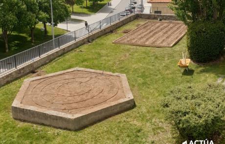 Actúa participa en el proyecto de huerto robotizado de la Universidad de Salamanca