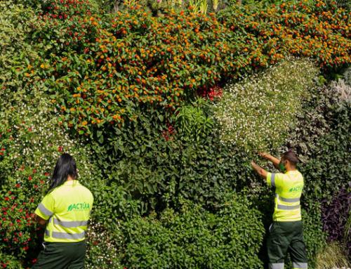 Actúa apuesta por la jardinería inteligente y sostenible en el 47 Congreso Nacional de Parques y Jardines Públicos